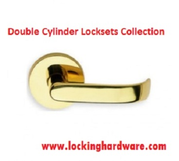 Double Cylinder Locksets Collection